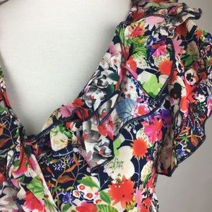 Sunny Girl Dresses - Sunny Girl NWT Floral Dress